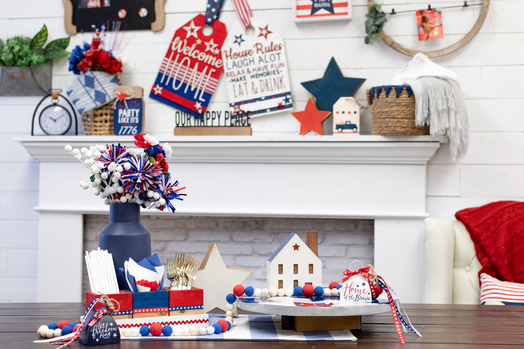 DIY American Home Decor with Unicorn SPiT