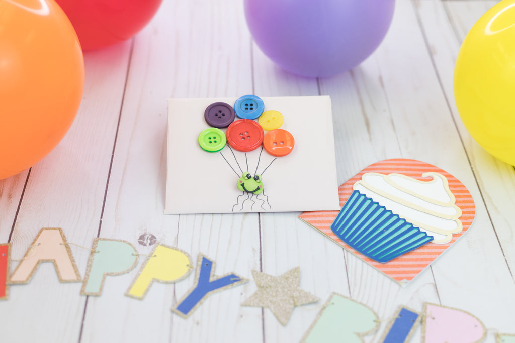 DIY Kids Birthday Card