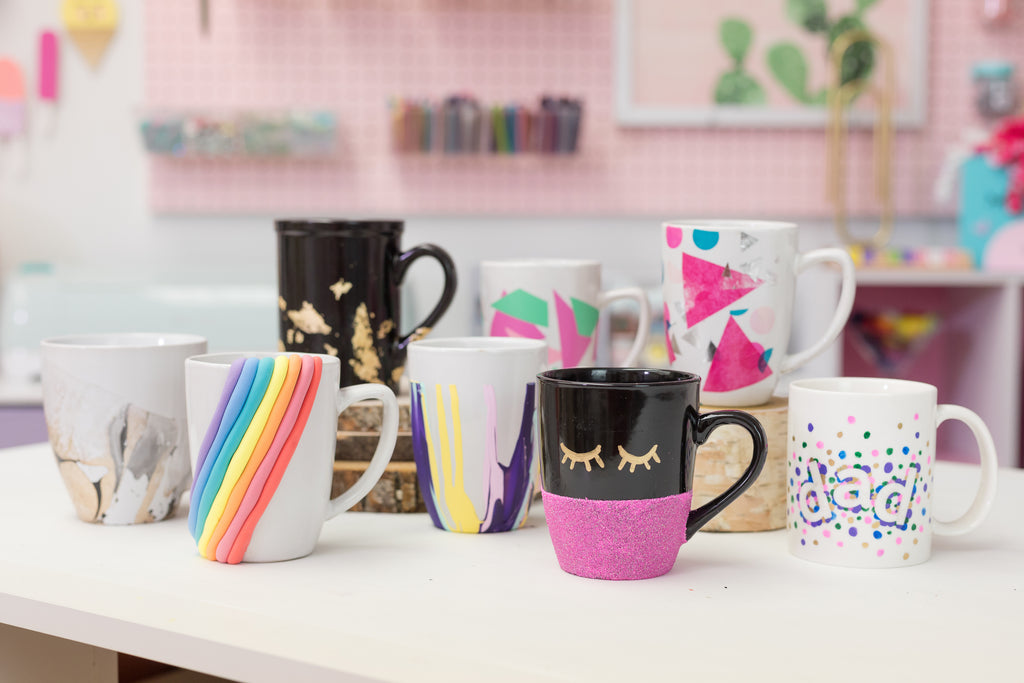 National Coffee Day 8 DIY Coffee Mugs