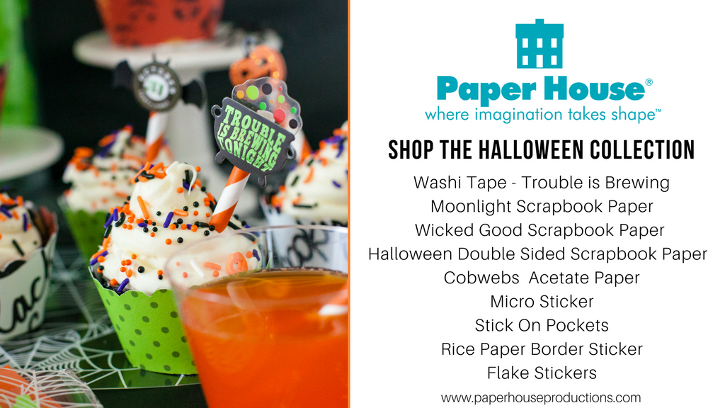 Paper House Productions Halloween Collection