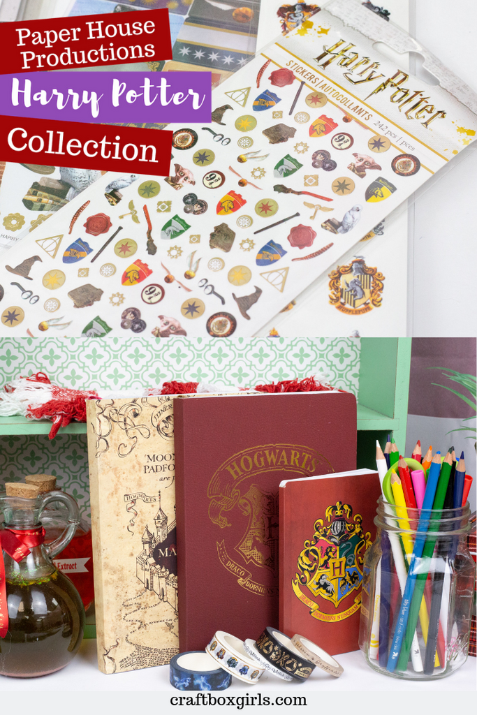 Harry Potter Planner Collection