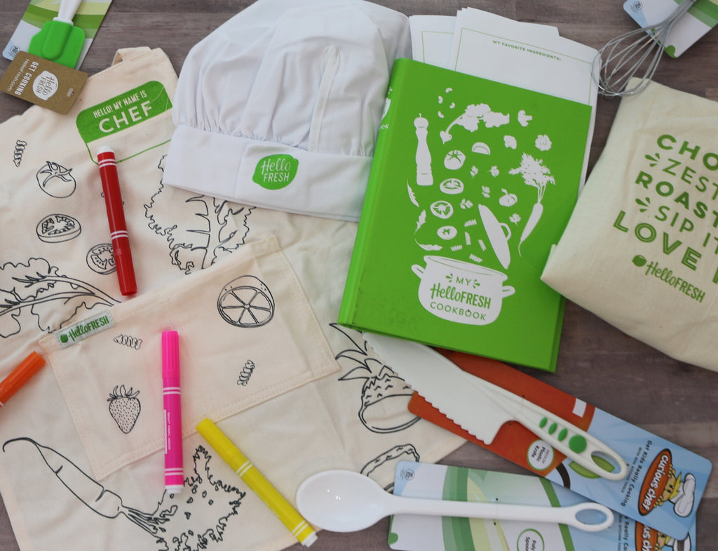 HelloFresh Tiny Tummies Kit