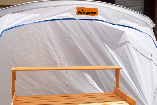 Wagner Spray Tent