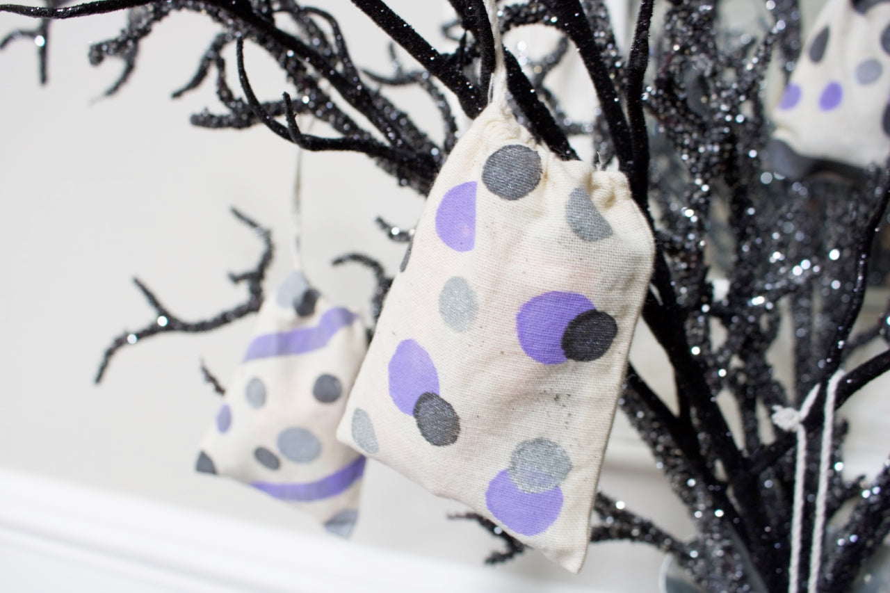 Halloween Tree Treat Bags