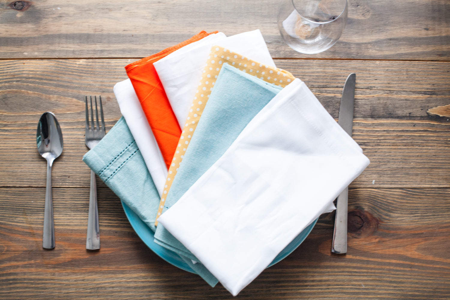 10 Ways to Fold Napkins for All Occasions