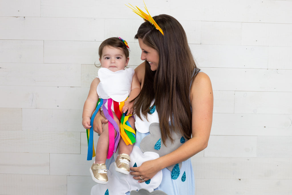 DIY Mommy and Me Costume