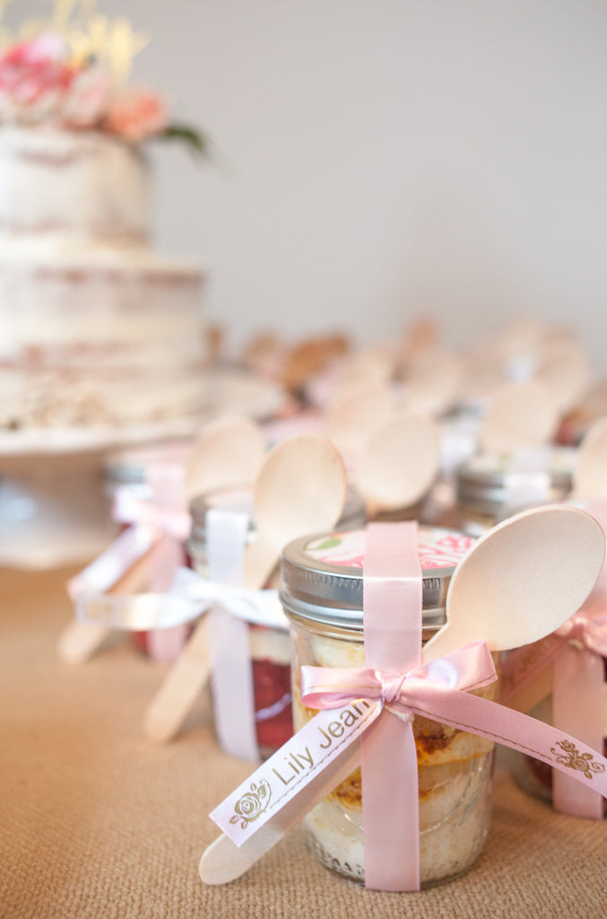 Sugar Lilly Bakery Cupcake Jars