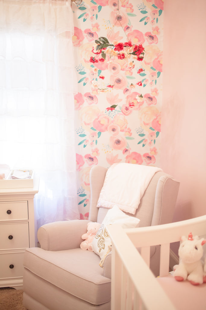 Garden Themed Nursery