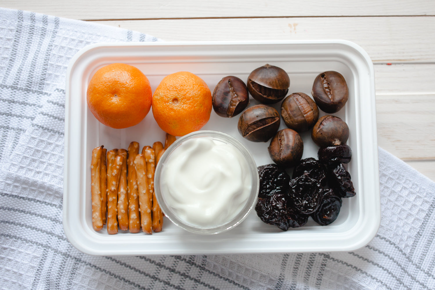 5 Healthy Snacks for Work