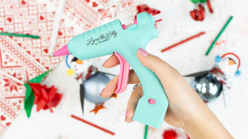 Lynn Lilly by Surebonder Cordless Hot Glue Gun
