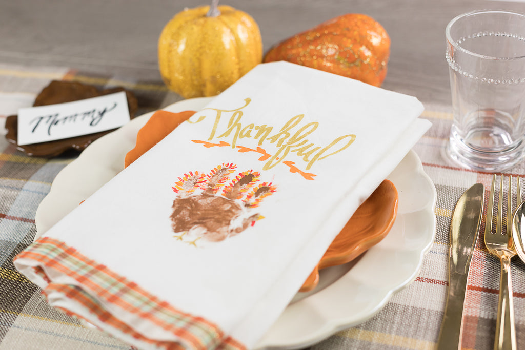 Thanksgiving Handprint Turkey Kids Craft