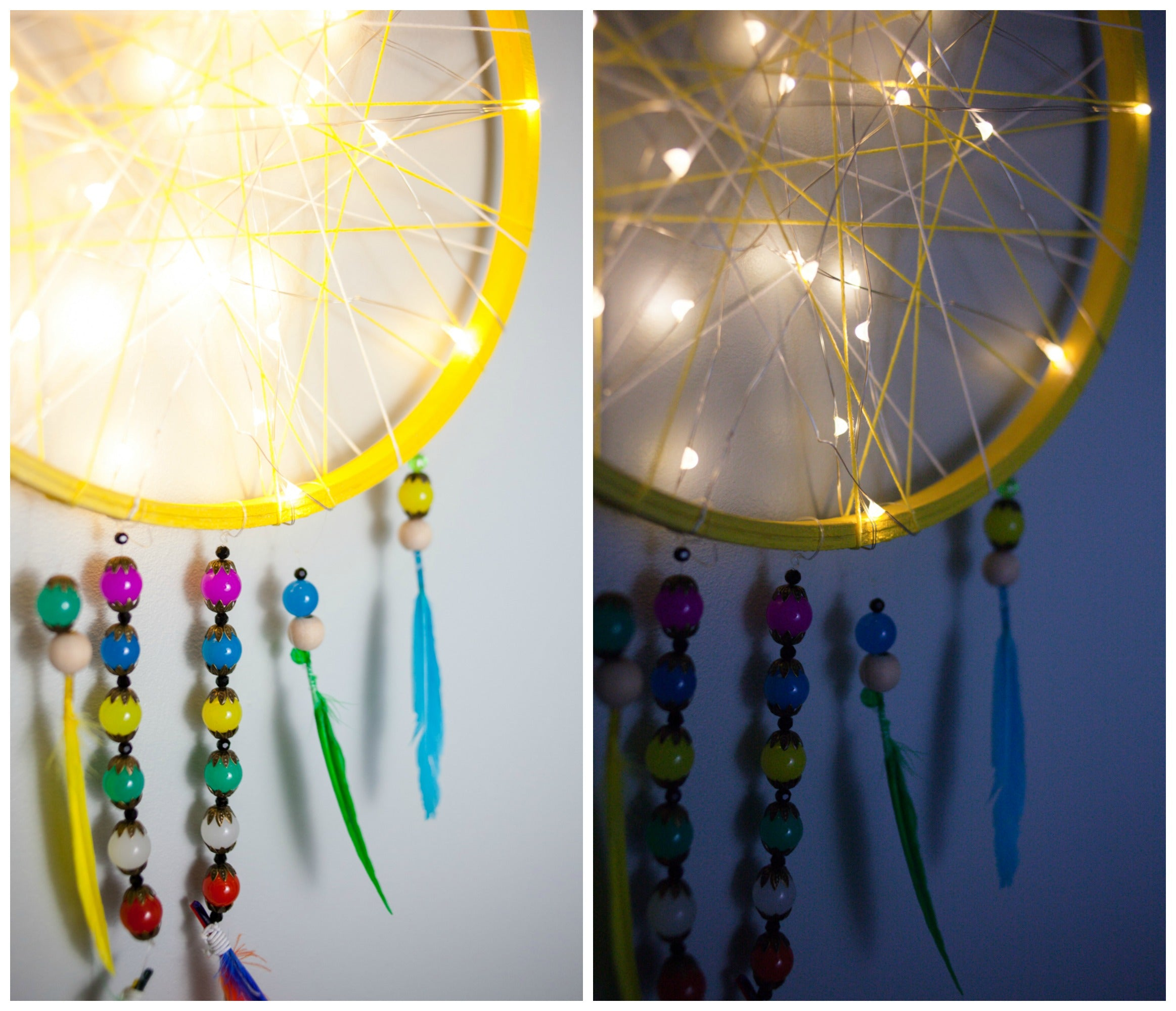 Nightlight Dreamcatcher