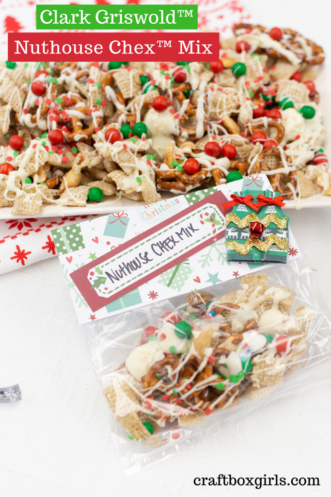 Holiday Chex Mix Recipes