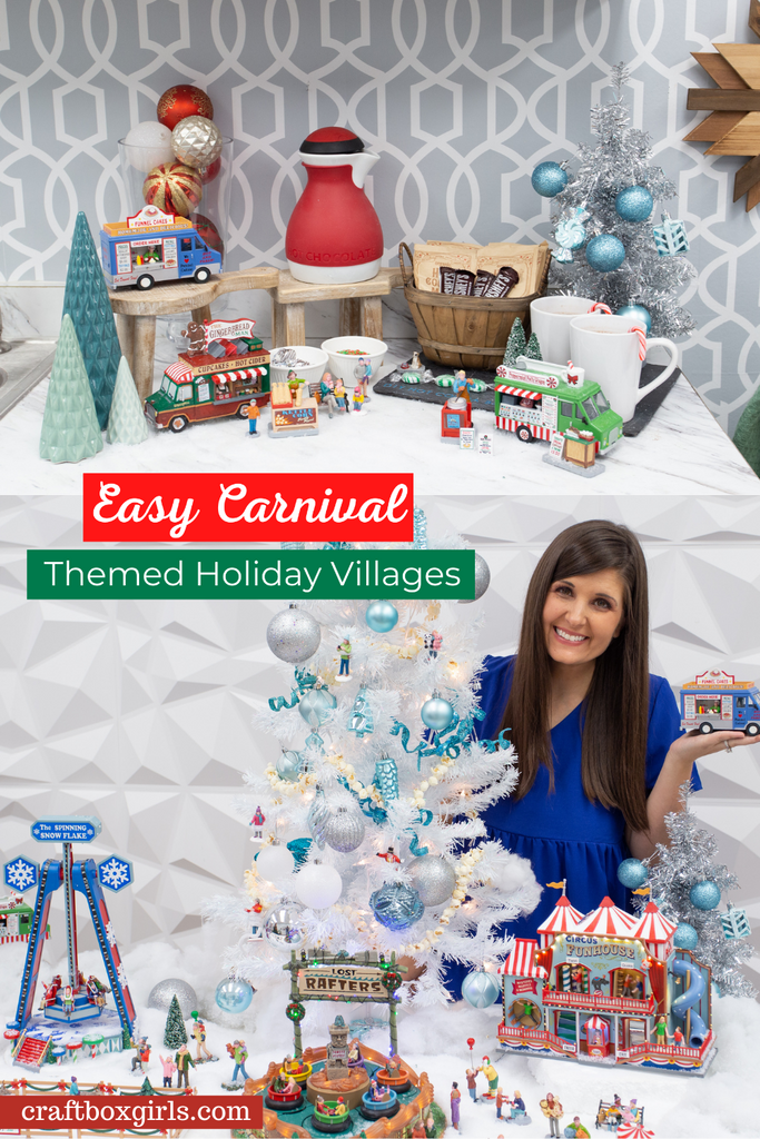 Lemax Collection DIY Holiday Villages