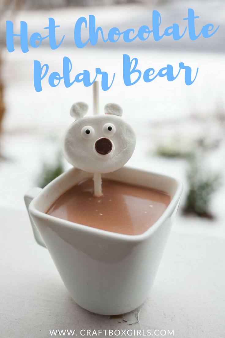 Hot Chocolate Polar Bear