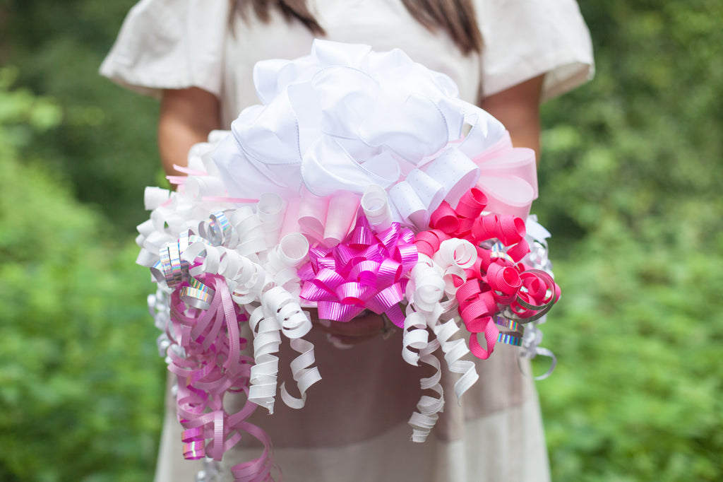 DIY Ribbon Bow K