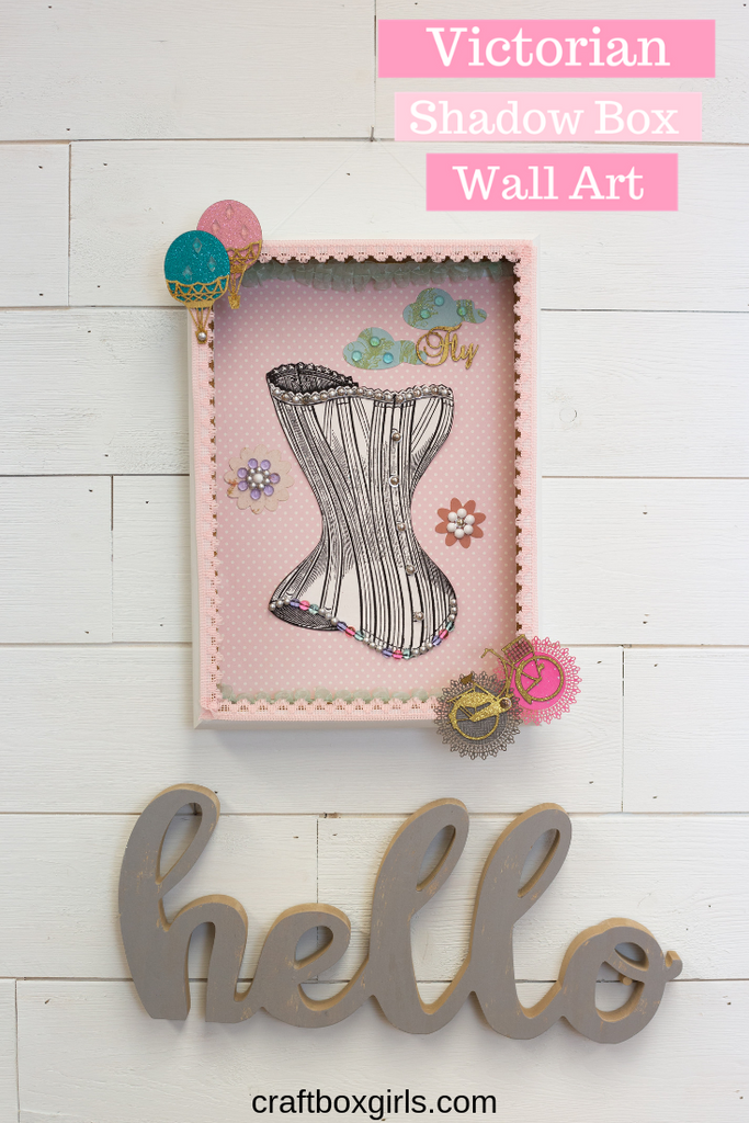 DIY Wall Art for a Girls Room