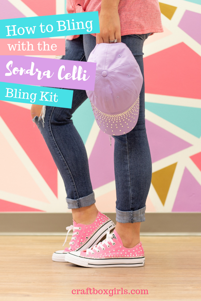 Sondra Celli Bling Kit