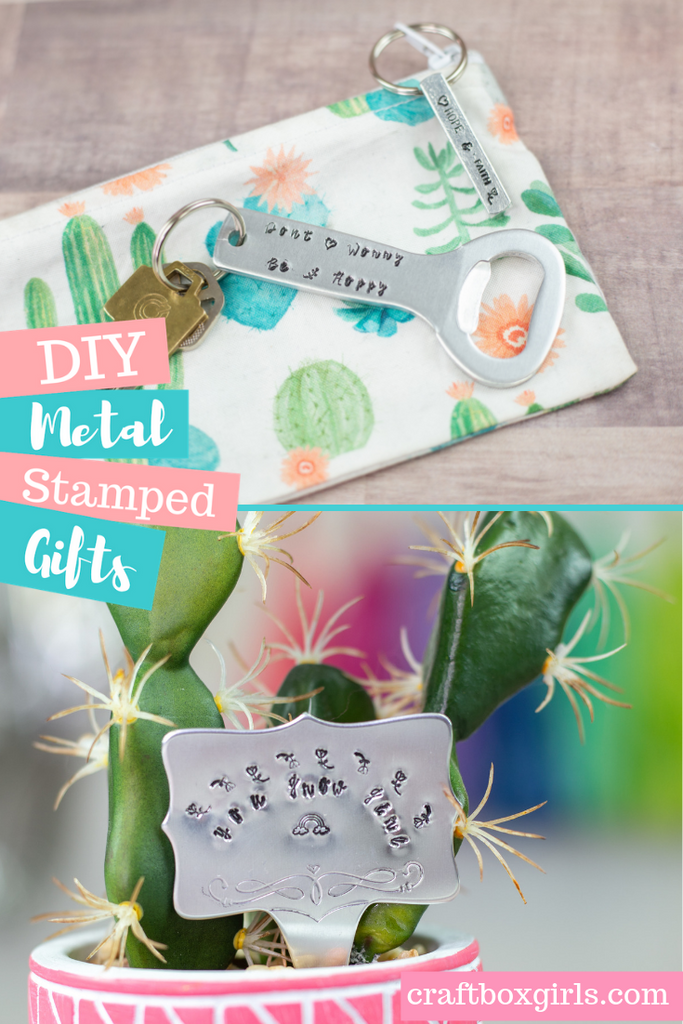 ImpressArt Metal Stamped Gifts