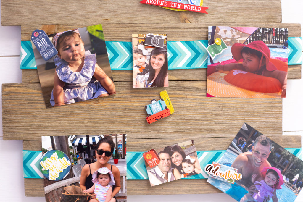DIY Family Adventure Board