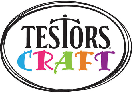 Testors Crafternoons Diy Marbled Gourd Wreath Craft Box Girls