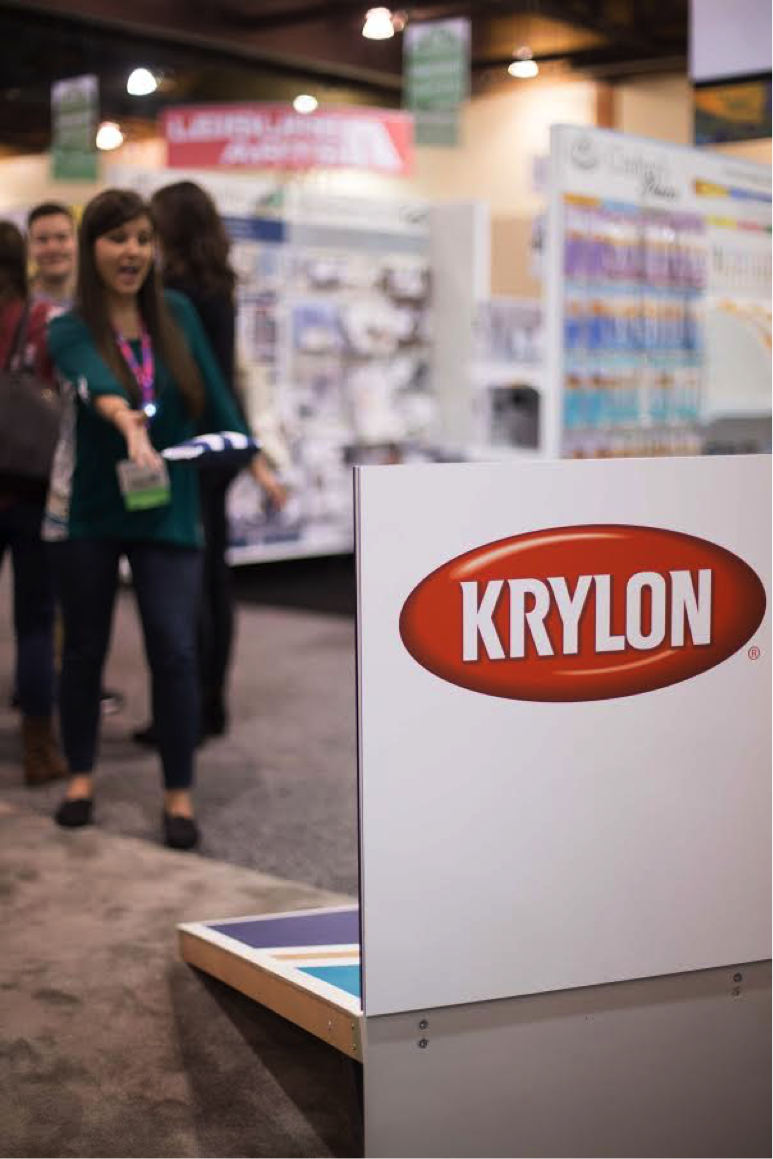 Krylon Influencer Event