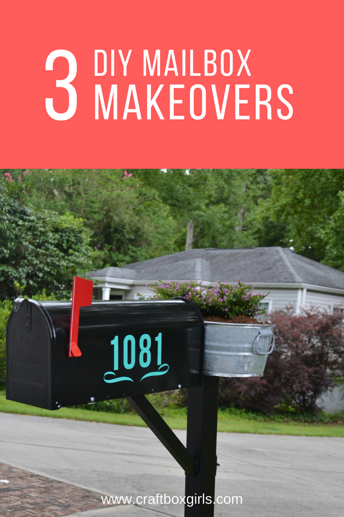 Mailbox Makeovers