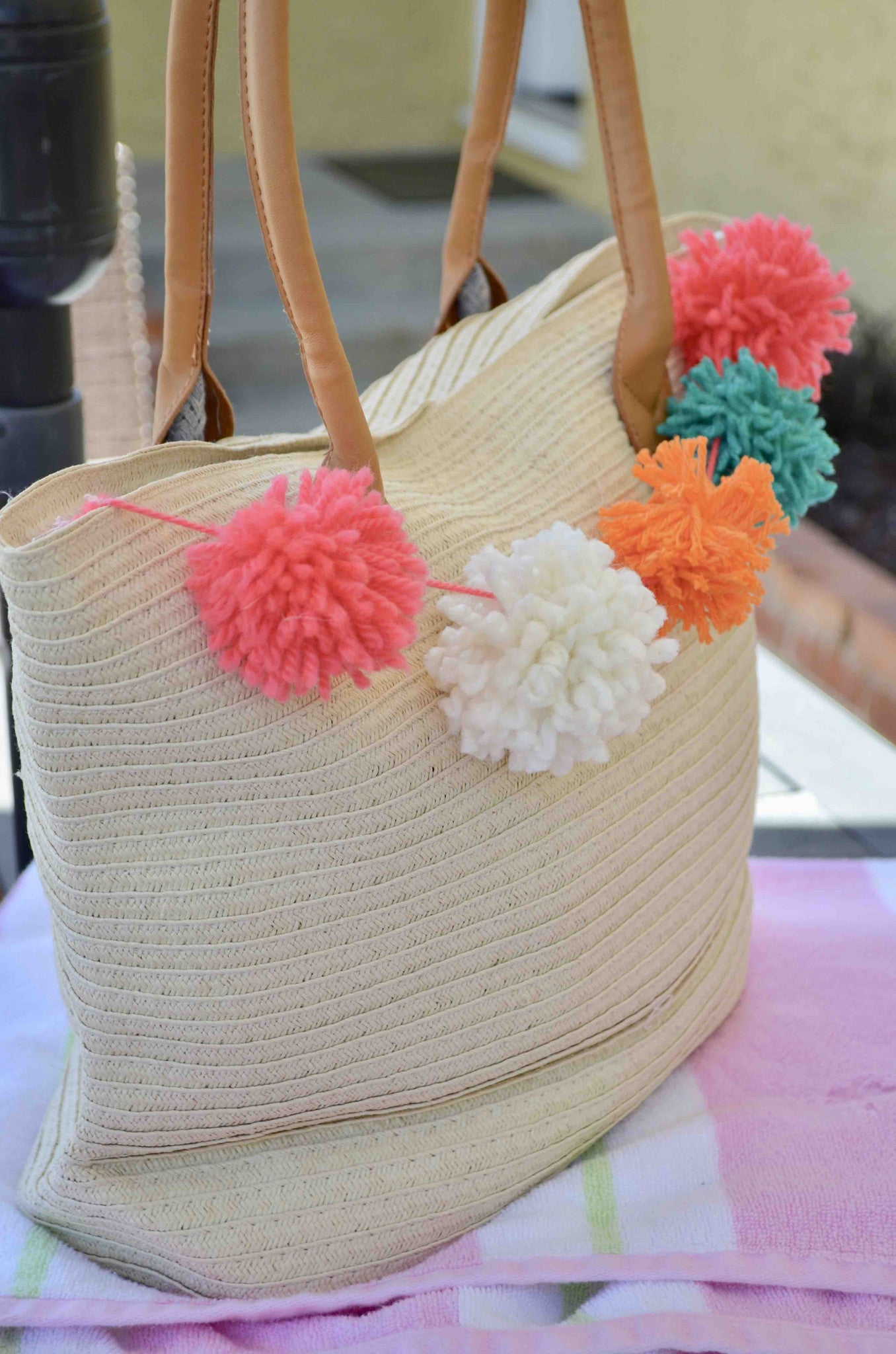 DIY Spring Purse Accessories