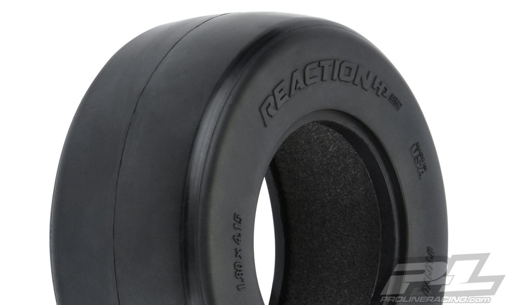 "PRO-LINE Reaction HP SC 2.2""/3.0"" S3 (Soft) Drag Racing BELTED Tires - 10170-203"