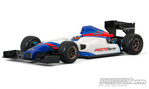 PROTOFORM F1-Fourteen Clear Body For F1 - 1538-30 - ActivRC - 1