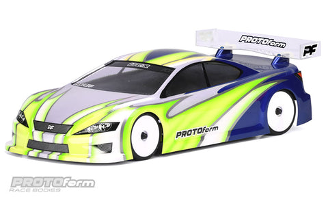 PROTOFORM LTC-R Pro-Lite Weight Touring Car Body 190mm - 1505-22