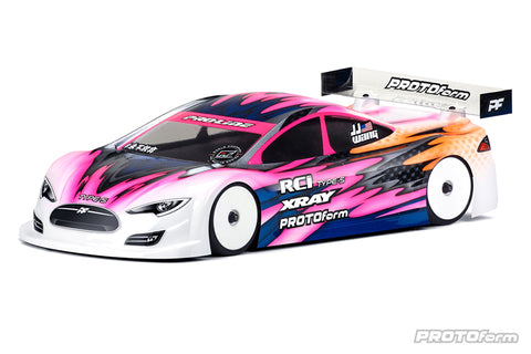 PROTOFORM TYPE-S X-Lite Touring Car Body 190mm - 1560-20