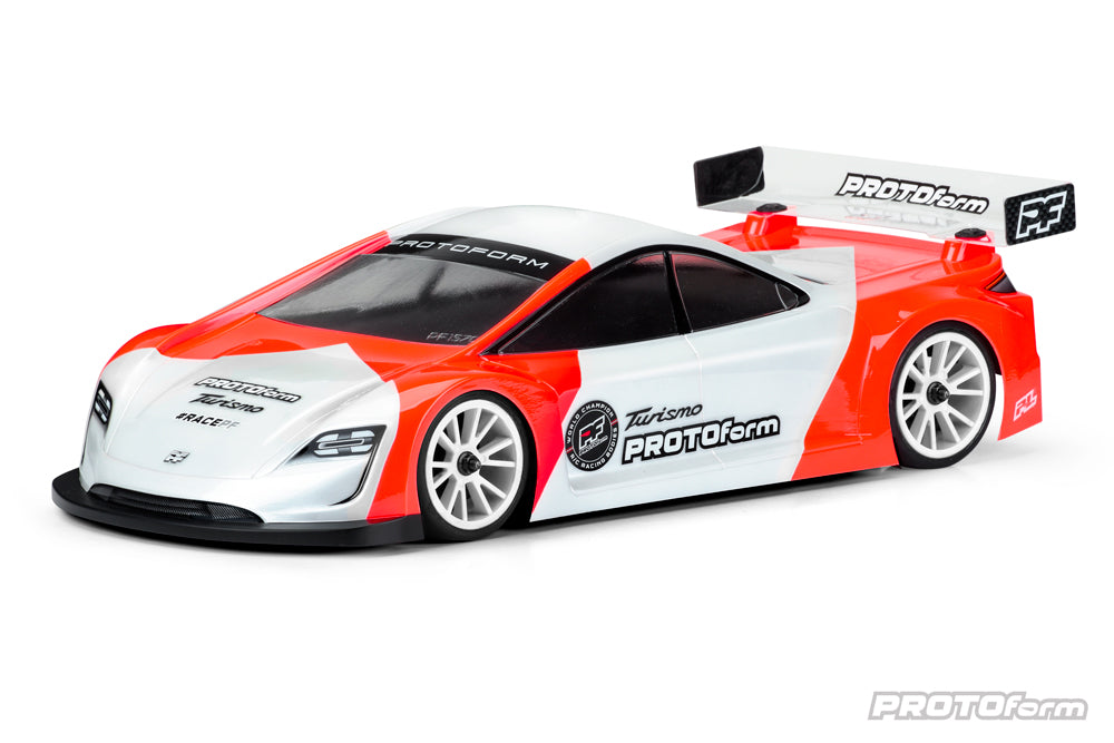 PROTOFORM Turismo Lightweight Touring Car Body 190mm - 1570-25