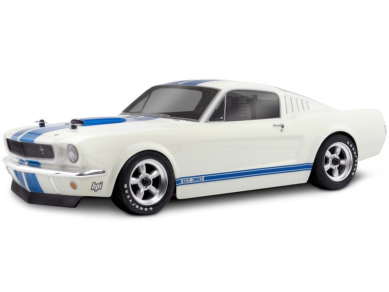 HPI 1965 Ford Shelby GT-350 Body 200mm - 17508