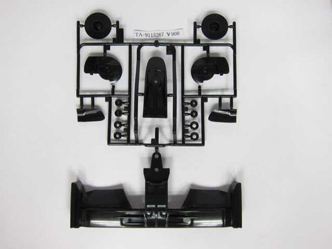 TAMIYA RC J Parts: Front wing for Ferrari F60 Body (51397) - 19115267 - ActivRC