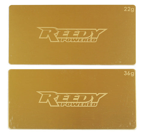 REEDY Lipo Battery Weight Set - 27304