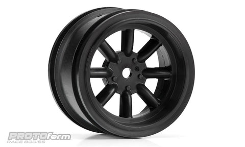 PROTOFORM VTA Rear Wheels Black (31mm) - 2765-03