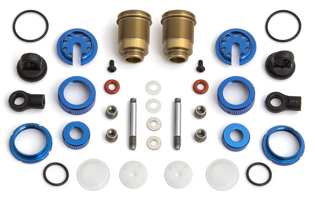 TEAM ASSOCIATED TC7.1 SHOCK KIT, FOX(R) GENUINE KASHIMA COAT, SS - Shock Kit, FOX(R) Genuine Kashima Coat, SS - 31760 - ActivRC