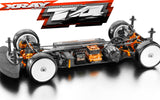 XRAY T4 2019 1/10 Luxury Electric Touring Car Graphite Chassis Kit - 300025 (PRE-ORDER)