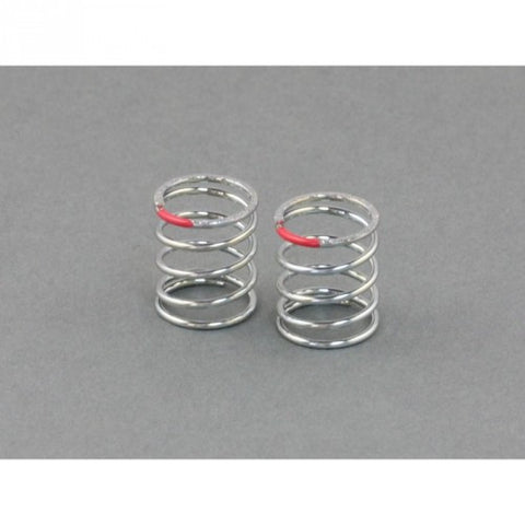 ROCHE / SMJ - 20mm Progressive Touring Car Springs - Medium/Red TS2.5-2.8 - 330110 - ActivRC