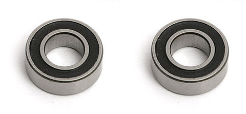 "TEAM ASSOCIATED 3/16 x 3/8"" Rubber Sealed Bearings 2x - 3977"