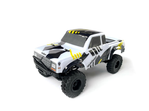 ELEMENT RC Enduro24 Sendero 4x4 RTR 1/24 Mini Trail Truck (Black/Yellow) - 20180