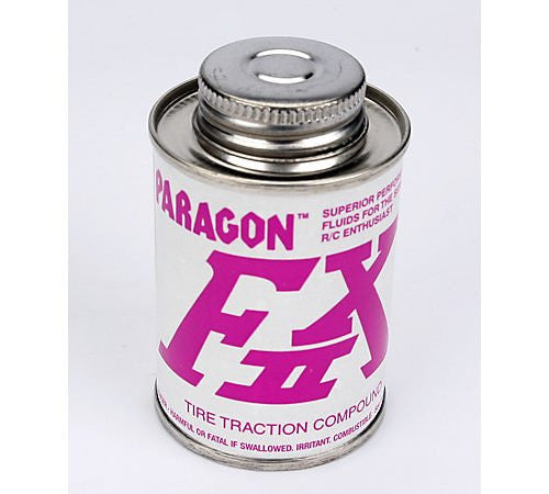 PARAGON FXII Tire Traction Compound 4 oz - FX113