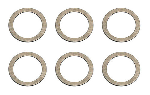 TEAM ASSOCIATED Rear Axle Shims, .005 in - 4554