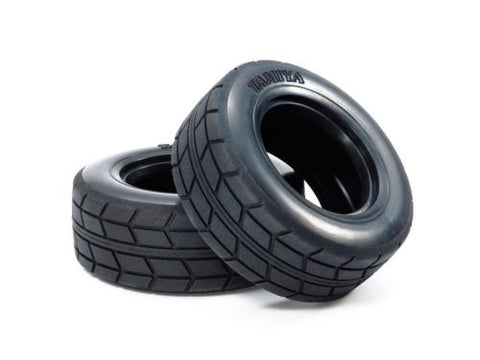 TAMIYA RC On Road Racing Truck Tires - 2pcs - 51589