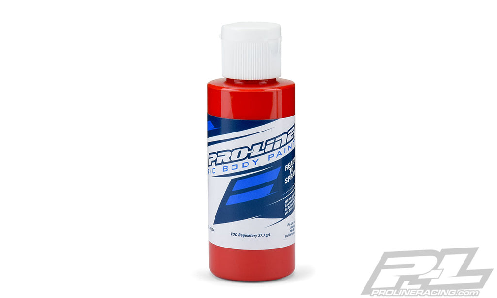 PRO-LINE RC Body Airbrush Paint (Red) (2oz) - 6325-02