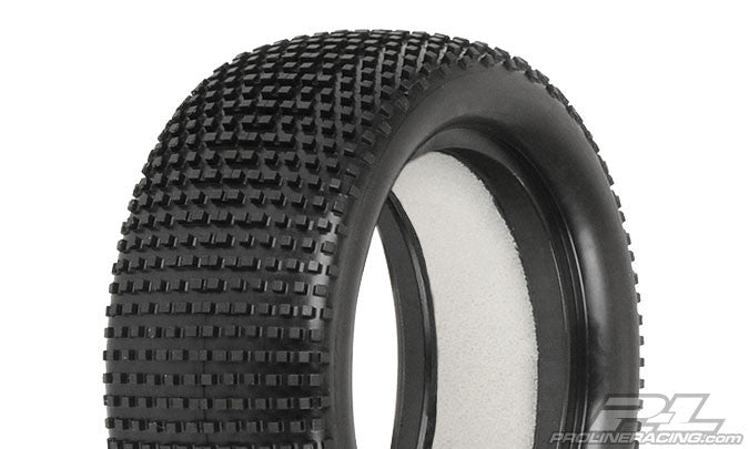 "PRO-LINE Hole Shot 2.0 2.2"" 4WD M3 (Soft) Off-Road Buggy Front Tires - 8207-02"