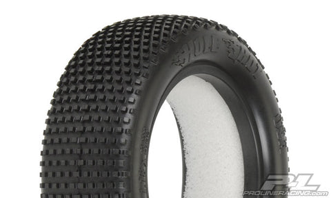 "PRO-LINE Hole Shot 2.2"" 2WD M3 (Soft) Off-Road Buggy Front Tires - 8220-02"
