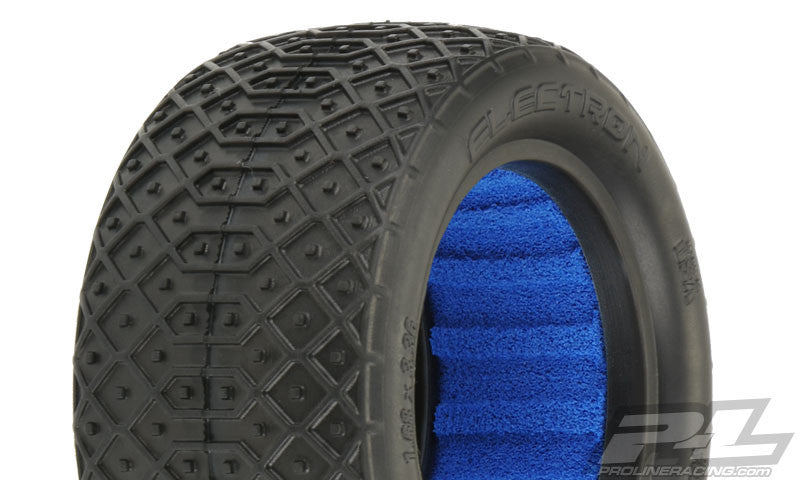 "PRO-LINE Electron 2.2"" Rear Buggy Tires X2 (Medium) - 8238-002 - ActivRC - 1"