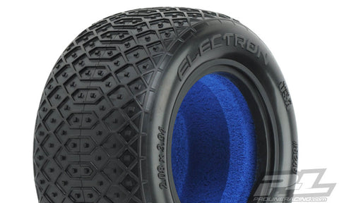 "PRO-LINE Electron T 2.2"" Off-Road Truck Tires X2 (Medium) - 8248-002"